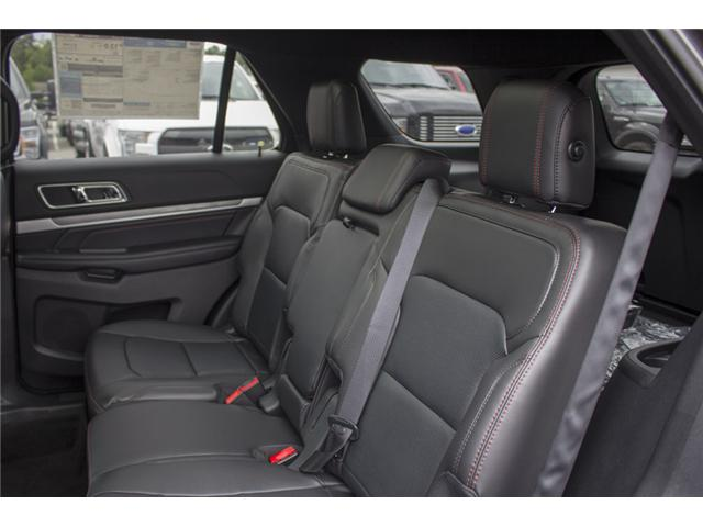 2018 Ford Explorer Sport (Stk: 8EX6377) in Surrey - Image 12 of 27