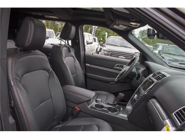 2018 Ford Explorer Sport (Stk: 8EX6377) in Surrey - Image 17 of 27