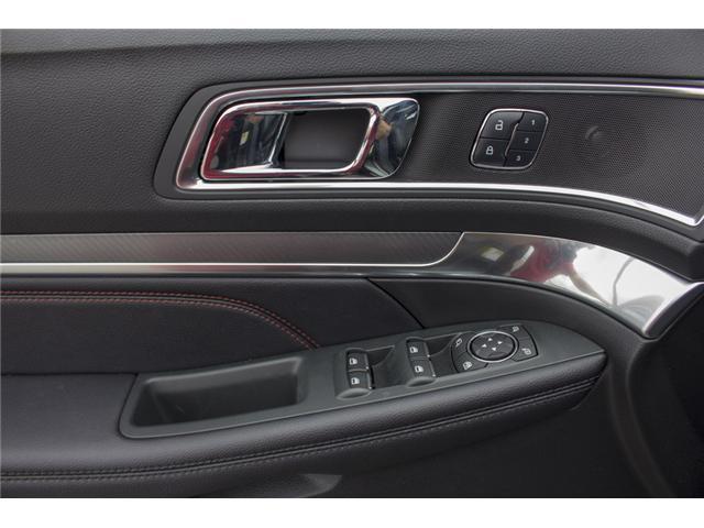 2018 Ford Explorer Sport (Stk: 8EX6377) in Surrey - Image 18 of 27
