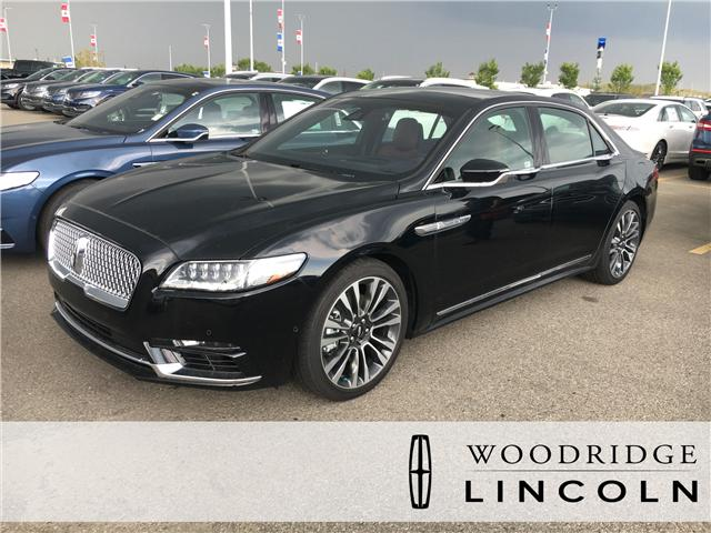 2018 Lincoln Continental Reserve (Stk: J-173) in Calgary - Image 1 of 6