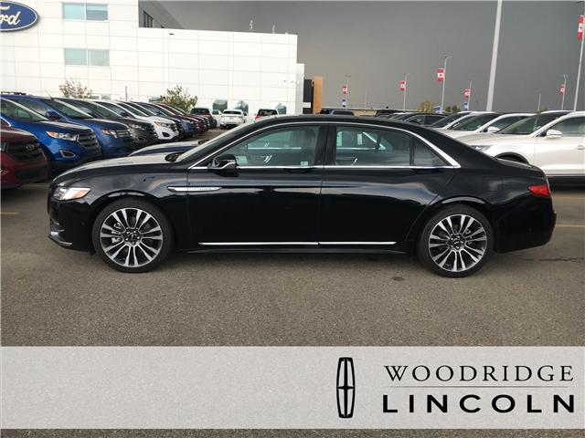 2018 Lincoln Continental Reserve (Stk: J-173) in Calgary - Image 2 of 6