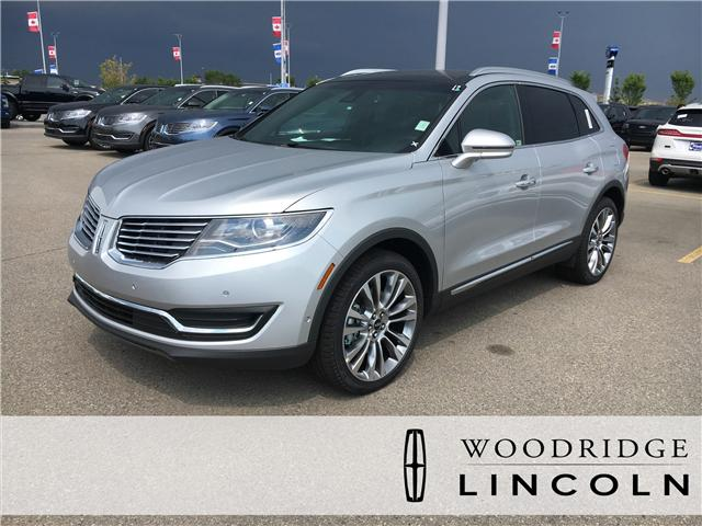 2018 Lincoln MKX Reserve (Stk: J-2225) in Calgary - Image 1 of 6