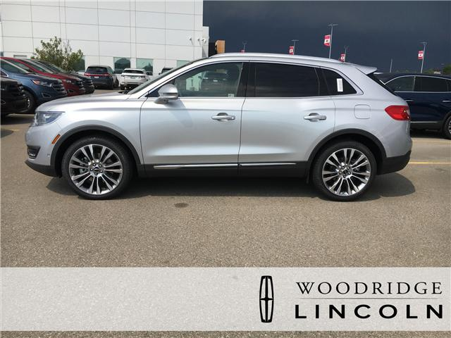 2018 Lincoln MKX Reserve (Stk: J-2225) in Calgary - Image 2 of 6