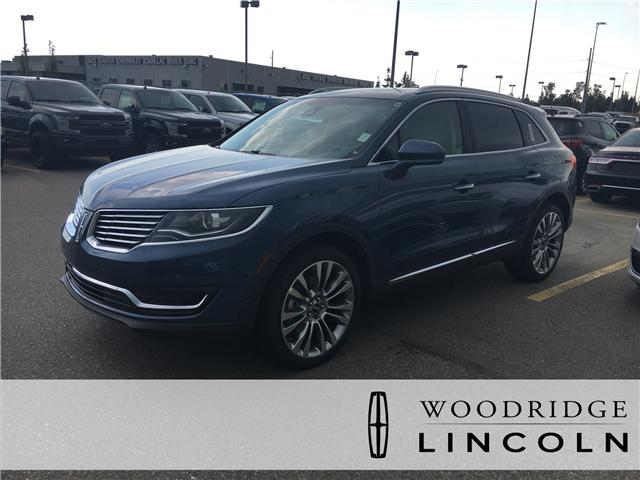 2018 Lincoln MKX Reserve (Stk: J-2274) in Calgary - Image 1 of 5
