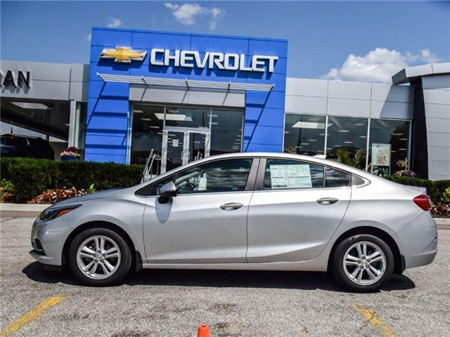 2018 Chevrolet Cruze LT Auto (Stk: 8244889) in Scarborough - Image 2 of 25