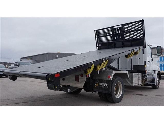 2018 Hino 258-187 w/Kargo King II Lumber Deck - (Stk: HLTW12029) in Barrie - Image 6 of 8