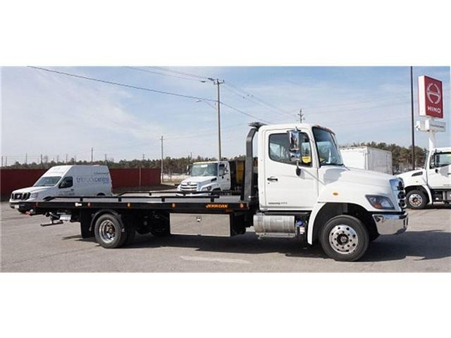 2019 Hino 258U-217 TOW TRUCK - (Stk: TOW TRUCK) in Barrie - Image 1 of 20