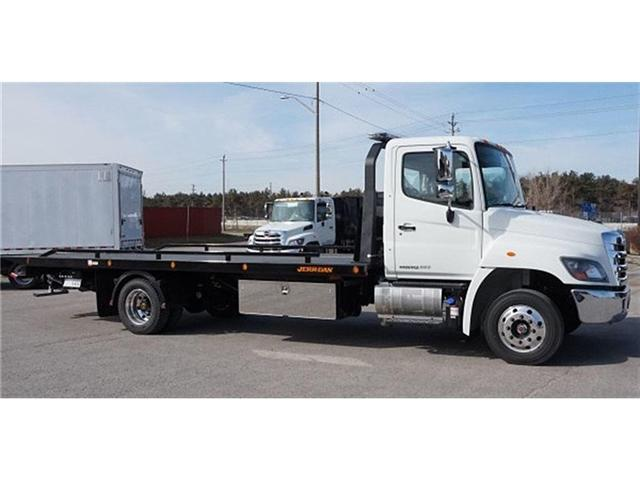 2019 Hino 258U-217 TOW TRUCK - (Stk: TOW TRUCK) in Barrie - Image 3 of 20
