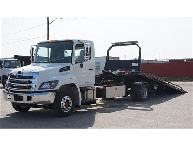 2019 Hino 258U-217 TOW TRUCK - (Stk: TOW TRUCK) in Barrie - Image 9 of 20