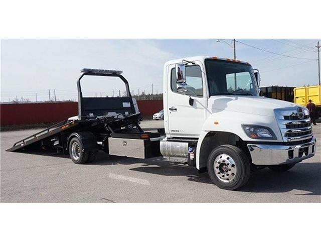 2019 Hino 258U-217 TOW TRUCK - (Stk: TOW TRUCK) in Barrie - Image 11 of 20