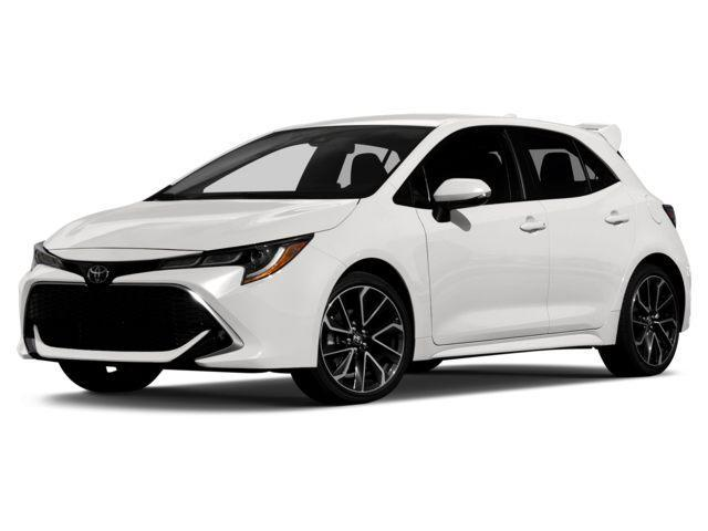 2019 Toyota Corolla Hatchback Base (Stk: 9CB033) in Georgetown - Image 1 of 3