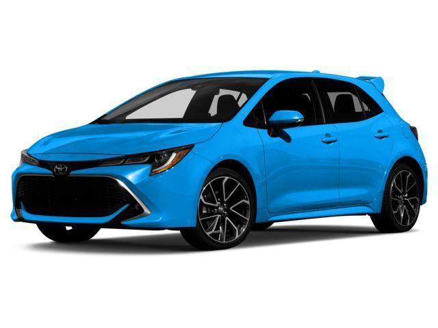 2019 Toyota Corolla Hatchback Base (Stk: 9CB032) in Georgetown - Image 1 of 3