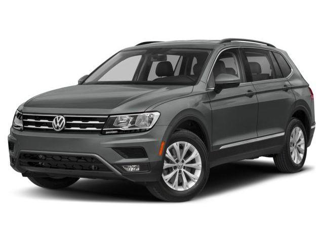 2018 Volkswagen Tiguan Highline (Stk: JT177263) in Surrey - Image 1 of 9