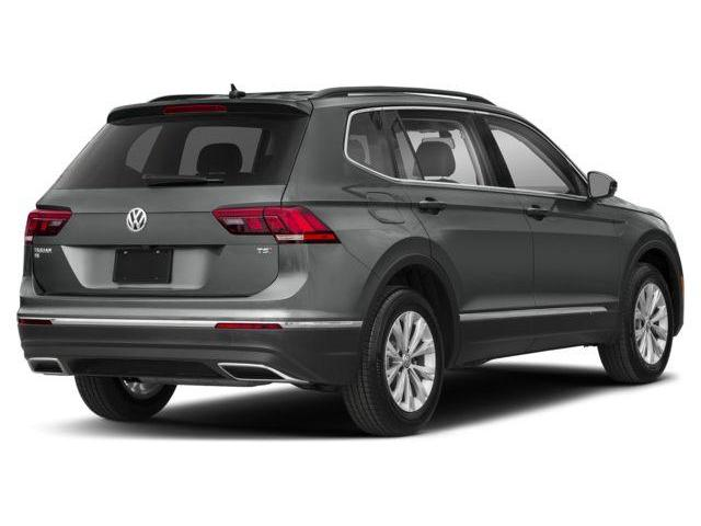 2018 Volkswagen Tiguan Highline (Stk: JT177263) in Surrey - Image 3 of 9
