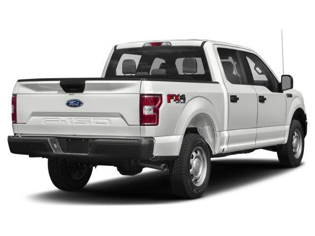 2018 Ford F-150 Lariat (Stk: 8F12372) in Surrey - Image 3 of 9