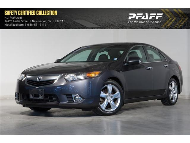 2012 Acura TSX Premium (Stk: A11372A) in Newmarket - Image 1 of 16