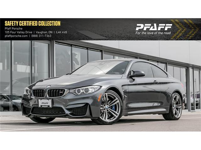 2015 BMW M4 Coupe (Stk: P13022A) in Vaughan - Image 1 of 22
