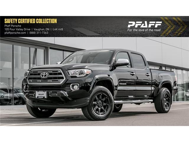 2016 Toyota Tacoma 4x4 Double Cab V6 Limited 6A (Stk: U7265A) in Vaughan - Image 1 of 21