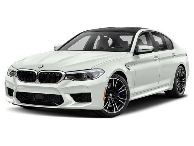 2018 BMW M5 Base (Stk: B031824) in Oakville - Image 1 of 9
