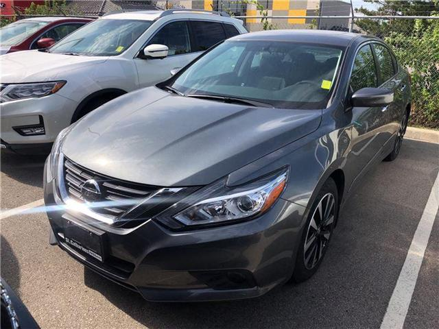 2018 Nissan Altima 2.5 SV (Stk: AL18020) in St. Catharines - Image 1 of 5