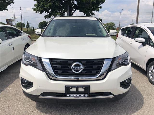 2018 Nissan Pathfinder Platinum (Stk: PA45-18) in Etobicoke - Image 2 of 5