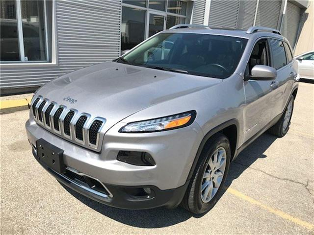 2017 Jeep Cherokee Limited (Stk: 1C4PJM) in Etobicoke - Image 2 of 12
