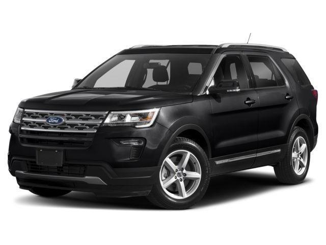 2018 Ford Explorer Platinum (Stk: 18-14870) in Kanata - Image 1 of 9