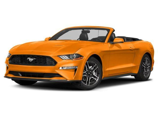 2019 Ford Mustang EcoBoost (Stk: K-046) in Calgary - Image 1 of 8