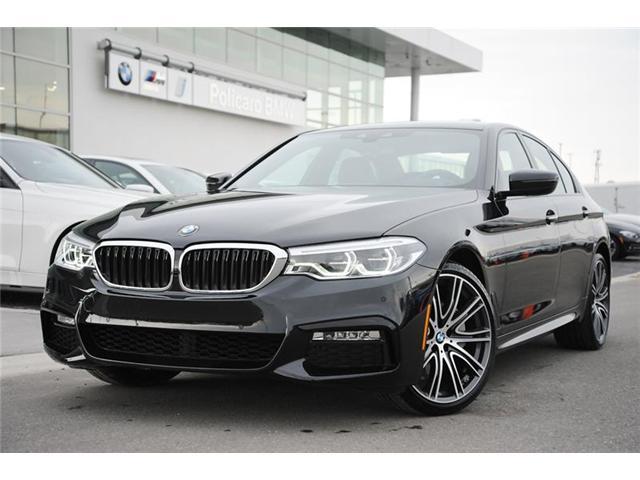 2018 BMW 540d xDrive (Stk: 8474775) in Brampton - Image 1 of 12