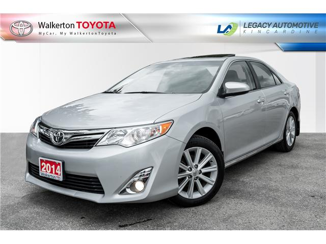 2014 Toyota Camry XLE (Stk: 18411A) in Kincardine - Image 1 of 21