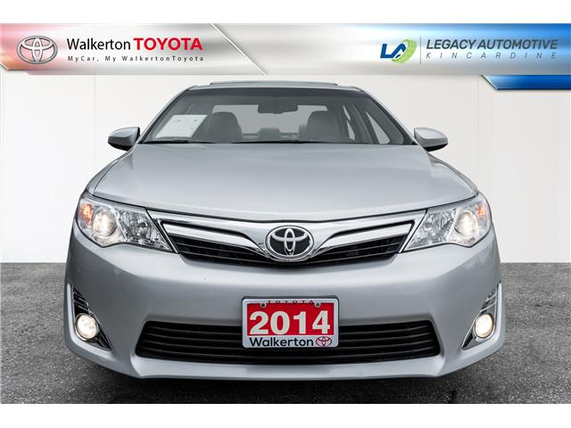 2014 Toyota Camry XLE (Stk: 18411A) in Kincardine - Image 2 of 21
