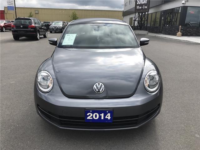 2014 Volkswagen The Beetle 2.0 TDI Comfortline (Stk: 18377) in Sudbury - Image 2 of 13