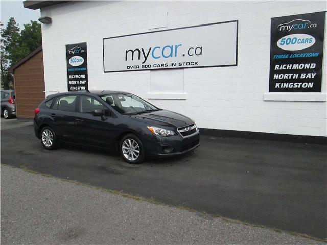 2014 Subaru Impreza 2.0i Touring Package (Stk: 180969) in North Bay - Image 2 of 13