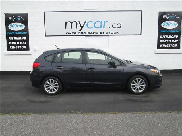 2014 Subaru Impreza 2.0i Touring Package (Stk: 180969) in North Bay - Image 1 of 13