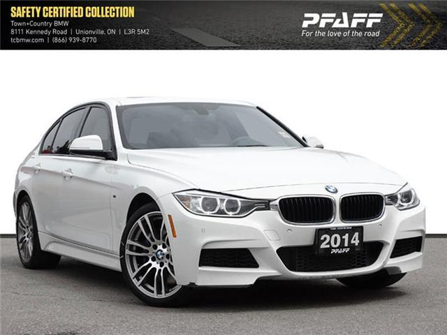 2014 BMW 335i xDrive (Stk: O11341) in Markham - Image 1 of 17