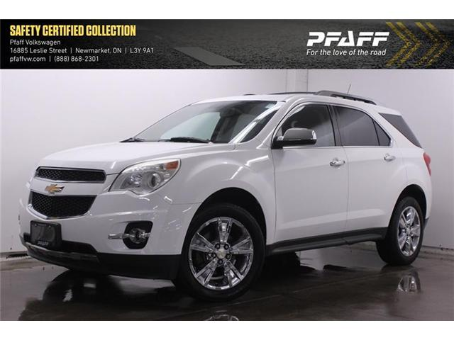 2010 Chevrolet Equinox LTZ (Stk: V2766AA) in Newmarket - Image 1 of 16