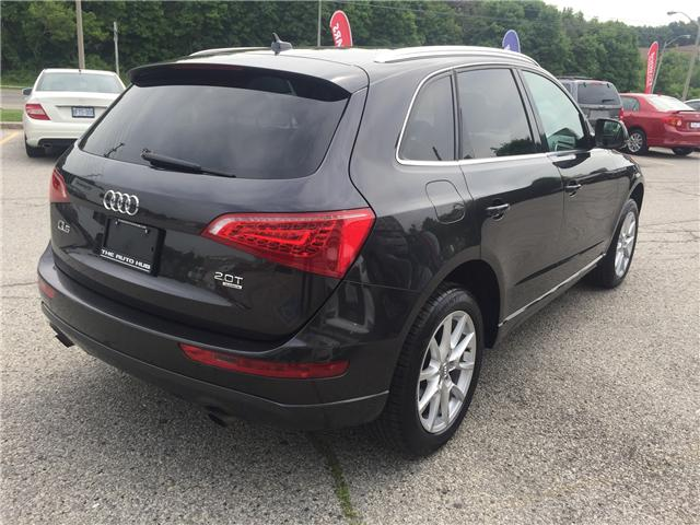 2012 Audi Q5 2.0T Premium Plus (Stk: -) in Toronto - Image 5 of 22