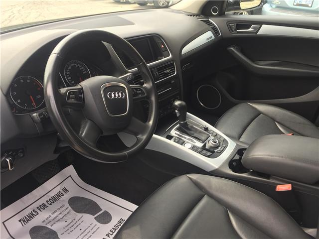 2012 Audi Q5 2.0T Premium Plus (Stk: -) in Toronto - Image 9 of 22