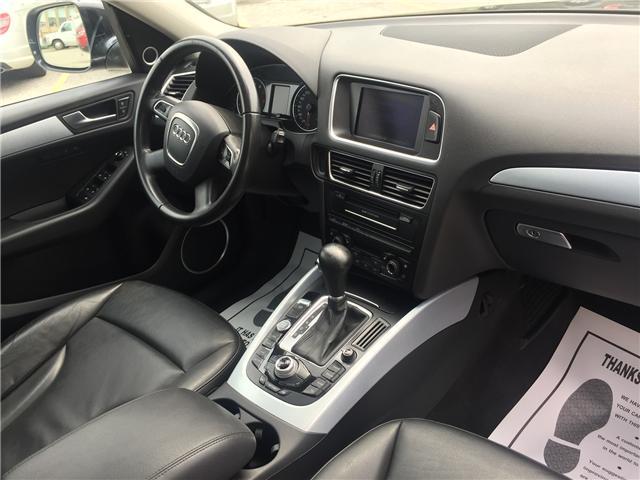 2012 Audi Q5 2.0T Premium Plus (Stk: -) in Toronto - Image 14 of 22