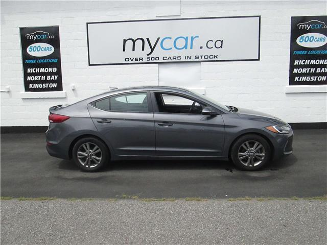 2017 Hyundai Elantra GL (Stk: 180949) in Kingston - Image 1 of 13