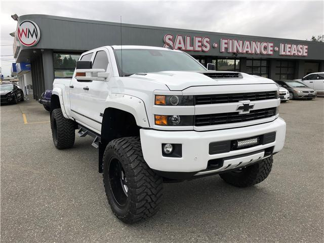 2016 Chevrolet Silverado 3500HD LTZ (Stk: 16-134480) in Abbotsford - Image 1 of 20