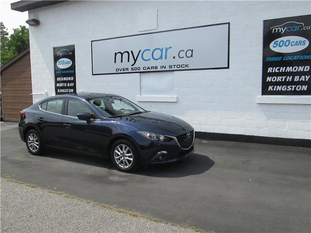 2014 Mazda Mazda3 GS-SKY (Stk: 181048) in Richmond - Image 2 of 14