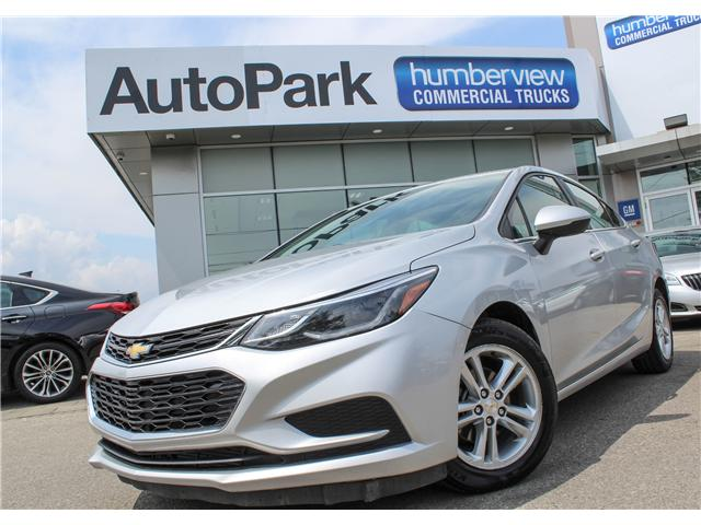2016 Chevrolet Cruze LT Auto (Stk: APR1942) in Mississauga - Image 1 of 29