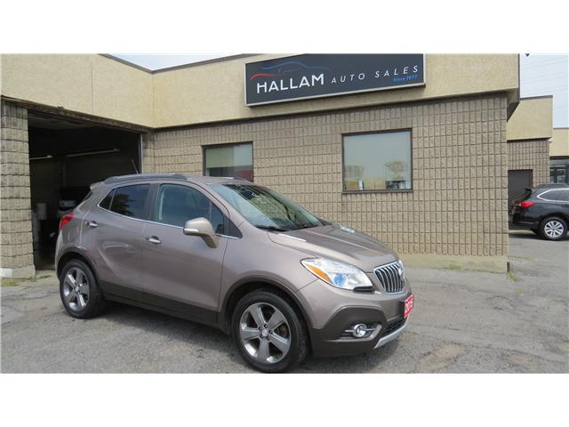 2014 Buick Encore Leather (Stk: ) in Kingston - Image 1 of 18