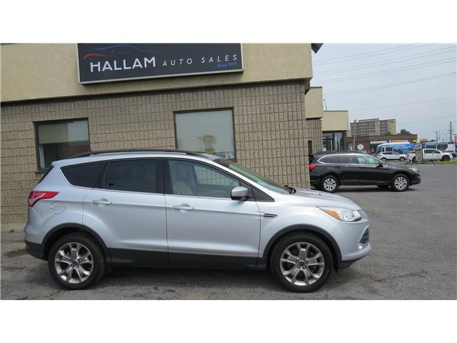 2015 Ford Escape SE (Stk: ) in Kingston - Image 2 of 18