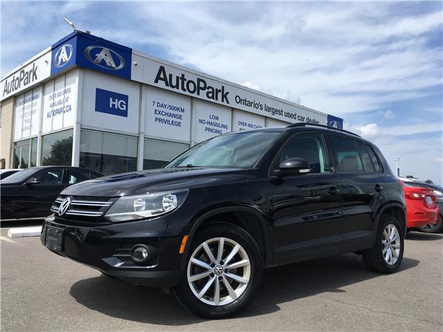 Used 2017 Volkswagen Tiguan Wolfsburg Edition For Sale In Toronto