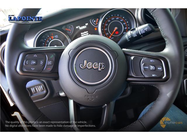 2018 Jeep Wrangler Unlimited Sport (Stk: 18273) in Pembroke - Image 11 of 20