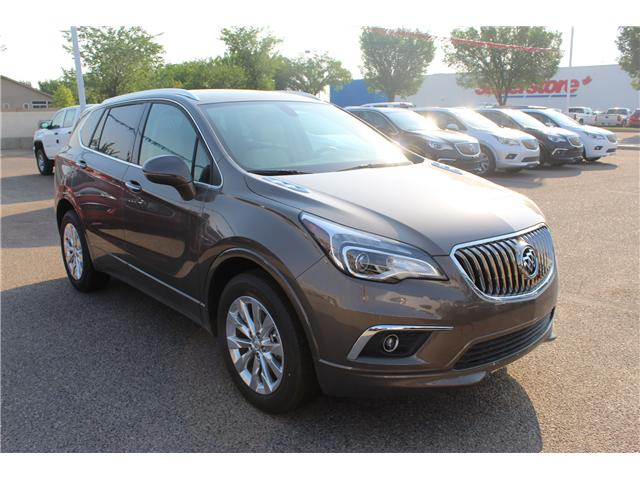 2018 Buick Envision Essence (Stk: 162292) in Medicine Hat - Image 1 of 27