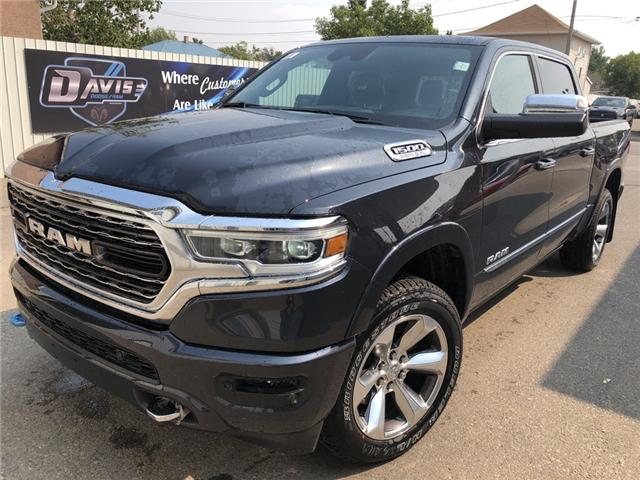 2019 RAM 1500 Limited (Stk: 13520) in Fort Macleod - Image 1 of 23