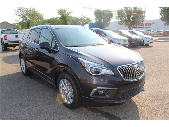2018 Buick Envision Essence (Stk: 162291) in Medicine Hat - Image 1 of 27